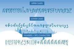 Christmas Font Bundle - 9 Font Designs Product Image 4