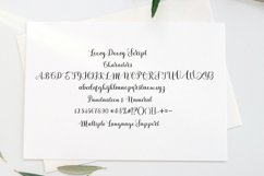 Lovey dovey Font Duo Plus Extras Product Image 6