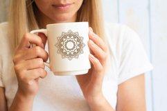 Mandala bundle SVG, Mandala Flower Product Image 5