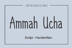 Ammah Ucha Product Image 2
