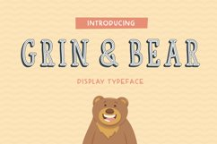 Grin and Bear Product Image 1