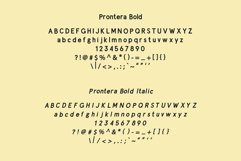 Prontera Sans Product Image 6