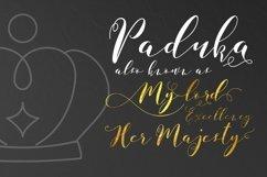Paduka Script Product Image 4