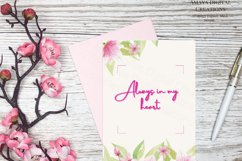 E card Always in my heart Card Instant Download Product Image 6