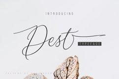 Dest Typeface Product Image 1