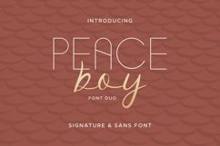 Peace Boy Product Image 1