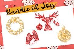 Bundle Of Joy - Christmas SVG Bundle  Product Image 5