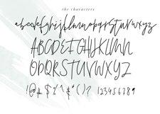 Salt Water - Handwritten Chic Font Product Image 6