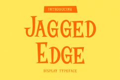 Jagged Edge Product Image 1