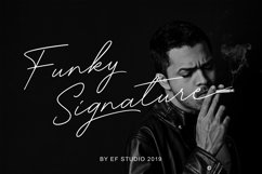 Funky Signature - Funky Fonts Product Image 1