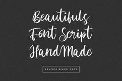 Brasons Risool Modern Script Font Product Image 3