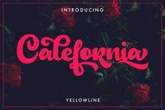 Calefornia Bold Script Product Image 1