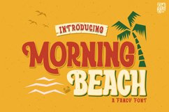 Morning Beach Product Image 1