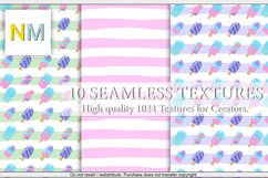 Popsicle 10 Seamless Textures Harmonia NM Product Image 2