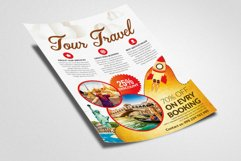 Holiday Tour/Travel Flyer Templates Product Image 2