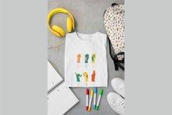 ASL, Sign Language designs bundle for sublimation printing Product Image 4