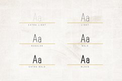 Opinio - Sans serif family Product Image 2