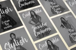 Hysteria - Stylish Script Font Product Image 3