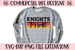 Knights Pride SVG DXF PNG Product Image 1