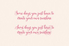 Loveliest Calligraphy Font Product Image 8