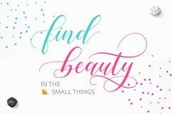 Shailena Script Product Image 5