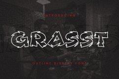 Grasst Font Product Image 1