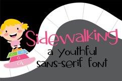 Sidewalking Font Duo Product Image 2