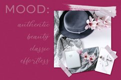 Blossomberry Script Font Product Image 3