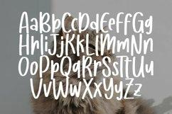 Web Font Melanie - A Handlettering Font Product Image 5