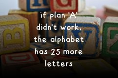 Kiddie Store - cute and handwritten font Product Image 5