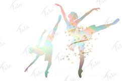 Holo Ballerinas - Hologram Silhouette Product Image 4