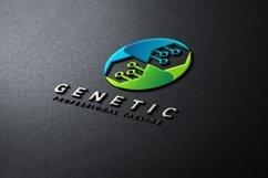 Genetic Dna Tech Logo Product Image 4