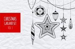 Christmas garland set vol.3 Product Image 1
