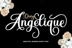 Diary Angelique Product Image 1