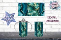 20oz & 12oz  Sublimation Tumbler Wrap   Design Bundle Product Image 3
