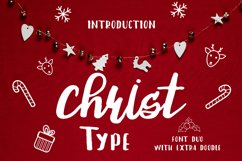 Christ Type Font Duo Product Image 1