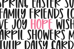 Blissful - A Quirky Handwritten Font Product Image 2