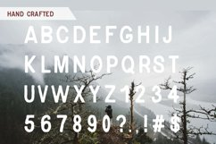 Drifter Font & Buildable Logo-Kit Product Image 6