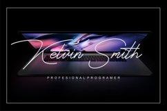 Signatrust / 2 font signature Product Image 6