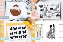 HUGE SVG Graphics Bundle - illustration SVG Cut Files Product Image 6