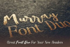 Murray Script Font Duo Product Image 3