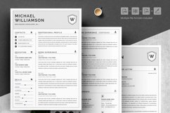 Resume Resume   Clean & Professional Product Image 3