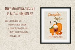 Autumn Printables & Illustrations Product Image 3