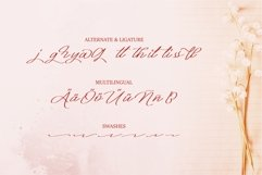 Mesya - A Beauty Handwritten Font Product Image 6
