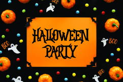 HELLOGHOST - Helloween Theme Font Product Image 13