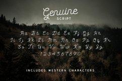 Genuine Script - Textured Type Duo Product Image 3
