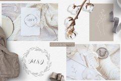 Line art botanical illustrations Product Image 2