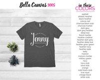 Bella Canvas 3005 Mockup Bundle, V-Neck Tshirt Bundle Product Image 2