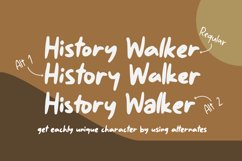 History Walker Product Image 6