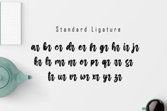 Jartails - Modern Calligraphy Font Product Image 3